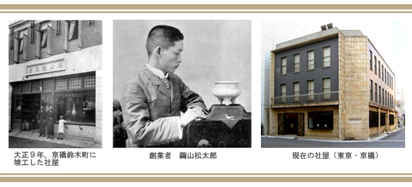 マユヤマジュエラーの歴史1